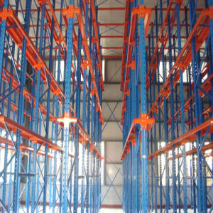 Good Price Warehouse Storage Drive in Racking pictures & photos