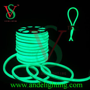 High Brightness Green LED Neon Flex Strip Lights pictures & photos