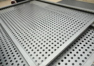 High Quality Round Shape Perforated Metal in Factory Price pictures & photos