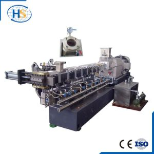 High Capacity Compouding PP/PE/PA Co-Rotating Twin Screw Extruder pictures & photos