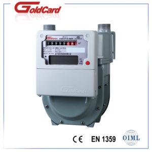 Prepayment Iot Domestic Gas Meter -Aluminum pictures & photos