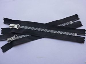 Resin Zipper Closed End with Customized Slider, Manufacturer Price pictures & photos