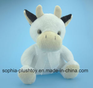 Soft Stuffed Plush Cow Toy pictures & photos
