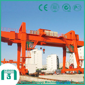 Capacity up to 600 Ton Double Girder Gantry Crane pictures & photos