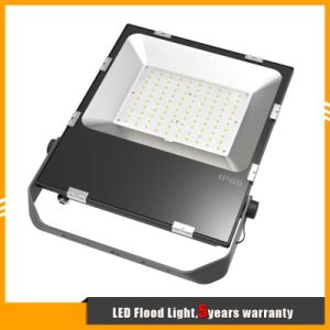 IP65 Ultra Thin 100W LED Floodlight with Philips Driver pictures & photos