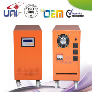 Uni Solar Charger/UPS/Inverter/Solar Energy/Battery pictures & photos