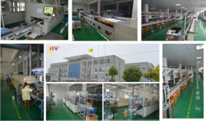 2u T4 15W Energy Saving Lamp with CE (BNFT4-2U-A) pictures & photos