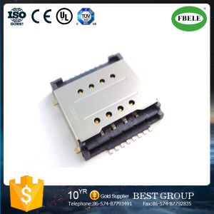 Card Connector Double SIM Card pictures & photos