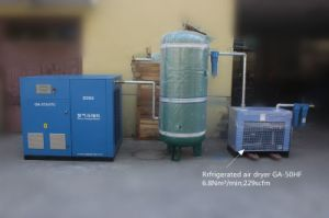 Hot Sale Refrigerated Air Compressor Dryer pictures & photos