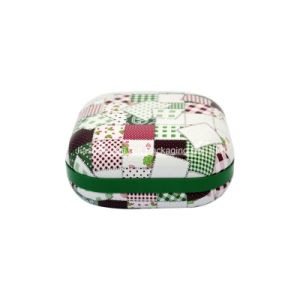 Square Tin Box for Jewellery/Food/Gift/Chocolate/Tea/Candy (S001-V12) pictures & photos