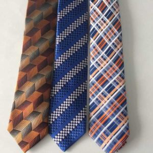 New Wave Design Woven Silk Ties pictures & photos