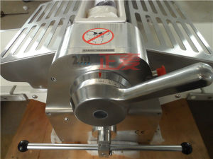 Single Phase Hot Sale Table Top Puff Machine Pastry Arabic Bread Sheeter Machine Gear Belts (ZMK-520B) pictures & photos