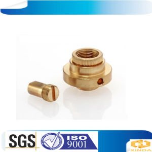 Custom High Precision Brass Parts