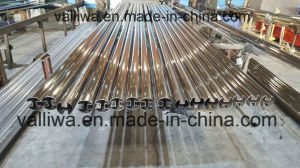 Groove Stainless Steel Pipe pictures & photos