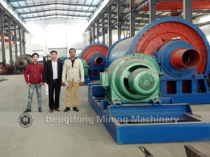 Gold Ore Processing Plant Ball Mill with Good Quality (GM1836)