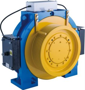 Gearless Traction Machine for Elevator (MINI2 series) pictures & photos
