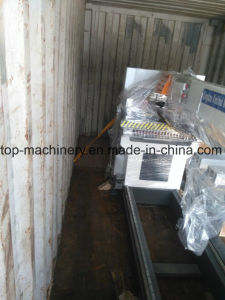 Construction Plywood Manufacturing Six-Row Woodwork Drilling Machine pictures & photos
