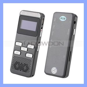 Voice Lossless 8GB Sk996 Mini Voice Recorder with LCD Display pictures & photos