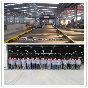 High Quality Prefabricated Steel Structure Building pictures & photos