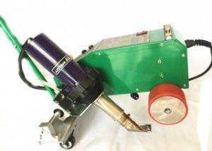 Hot Air Flex PVC Banner Welder Similar Leister Plastic Welding Banner Welding Machine