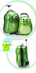 2 Wheels ABS Material Kids Luggage Making Machine (YX-21A) pictures & photos