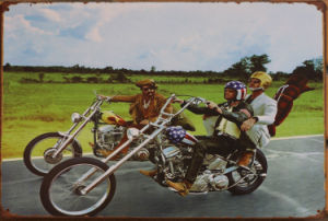 Vintage Decor Tin Metal Sign motorcycle Wall Decoration with Art pictures & photos