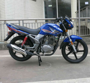 Cheap Asian Gas Motorcycles 4-Stroke Motorcycle pictures & photos