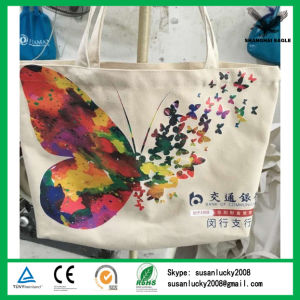 China Shanghai Cotton Carry Bag Manufacture pictures & photos