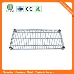 Heavy Duty Epoxy Wire Mesh Shelving pictures & photos