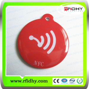 I Code Sli Customized Epoxy Pet RFID NFC Tag pictures & photos