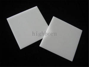 Milky White Square Fused Silica Quartz Glass Plate pictures & photos