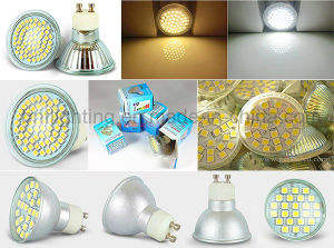 GU10 COB LED Spotlight for 1W/3W/5W with Ce Saso pictures & photos