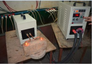 Hf-15kw High Frequency Induction Heating Machine pictures & photos