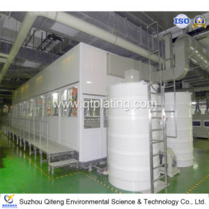 Fully Enclosed Plating Machine by SGS