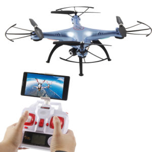 Phone Display Quadrocopter WiFi RC Camera Drone pictures & photos