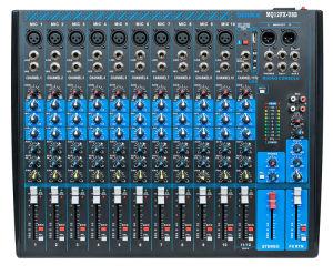 Professional Audio DJ Mixer Mq12fx-USB pictures & photos