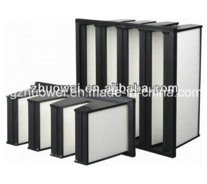 V Shape Sub-HEPA Air Filters pictures & photos