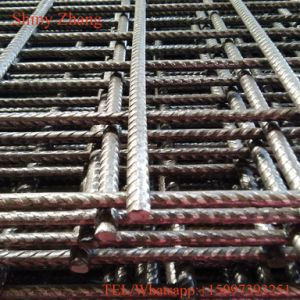 Effective Building Welded Wire Mesh Panel pictures & photos