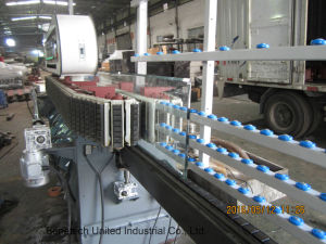 Glass Miter Machine 9spindles 45-90degree pictures & photos