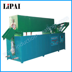 Horizontal Type Induction Heating Furnace for Forging pictures & photos