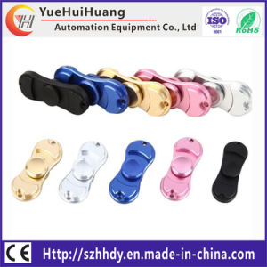 2017 New Products Dual Alloy Adult Hand Spinner pictures & photos