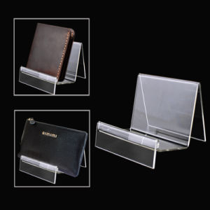 Acrylic Digital Products Display Stand, Wallet Display pictures & photos