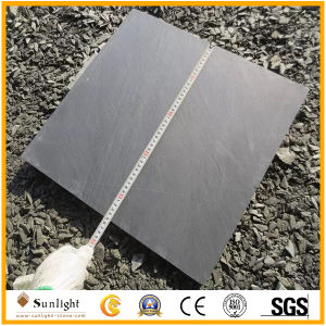 Natural Black/Grey/Yellow Culture Stone Slate Tiles for Flooring /Wall pictures & photos