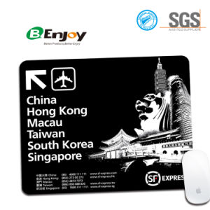 Cheap Non Slip Rubber Base Mousepad for Promotional Gifts pictures & photos
