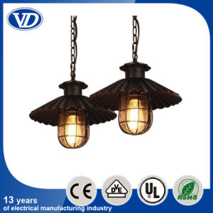 American Iron Retro Industrial Vintage Single-Headed Pendant Light pictures & photos