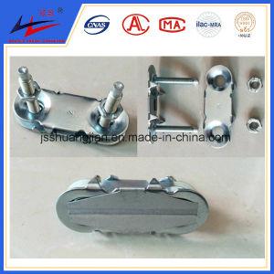 Belt Fastener Plat Hawk Jackson Type, Zinc Plate Face pictures & photos