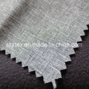 Cationic Oxford Fabric Bonded with Polar Fleece for Sports Fabric