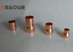 Copper Reducer, Copper Pipe Fitting Reducer for Refrigeration and Air Conditioning pictures & photos