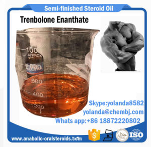 Semi-Finished Injection Oil Tren E / Trenbolone Enanthate (Parabolan) 200mg/Ml pictures & photos
