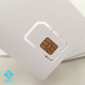 Three Type/Sizes Blank Micro Phone SIM Cards